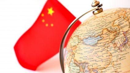 中検2きゅ受験のきっかけとなった中国人の友人をイメージさせる図