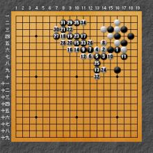 棋聖戦の棋譜