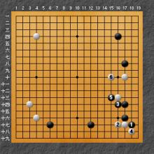 黒失敗の図2