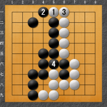 練習問題1失敗図