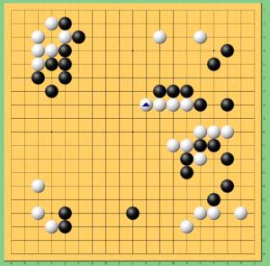 囲碁の空間認識能力