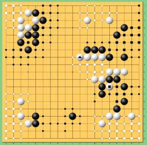 囲碁の空間認識能力は難しい