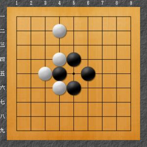 囲碁の特別ルール「コウ」