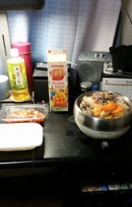 不登校の時の食事