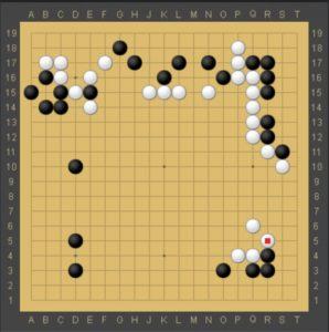 最年少プロ囲碁棋士仲村すみれ初段VSグロービスAQZ序盤
