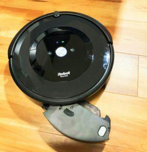 アイロボットiRobot-Roombaルンバe5のダストボックス-291x300