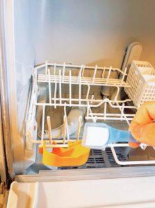panasonic食洗機NP-TCR4に洗剤を入れる-223x300