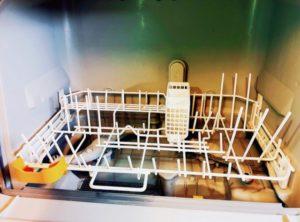 panasonic食洗機NP-TCR4の内部-300x222