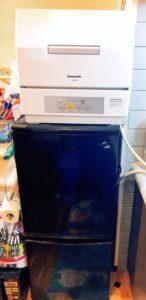panasonic食洗機NP-TCR4の置き場所-146x300